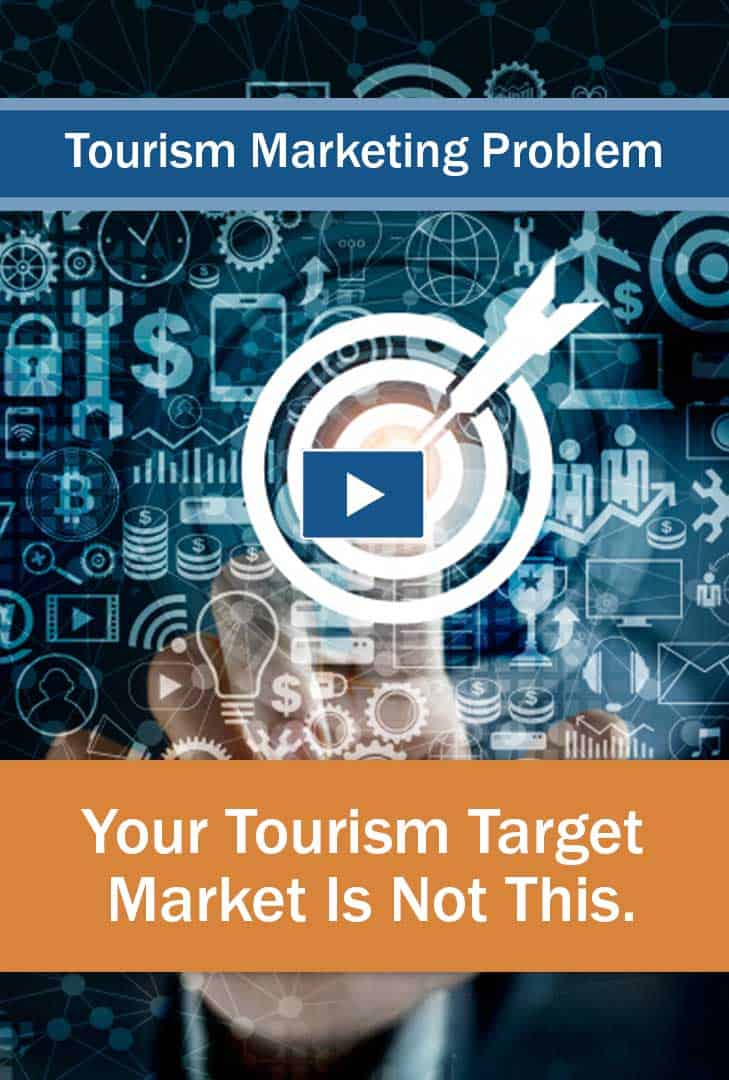 tourism target market - a common problem in tourism that needs to be resolved