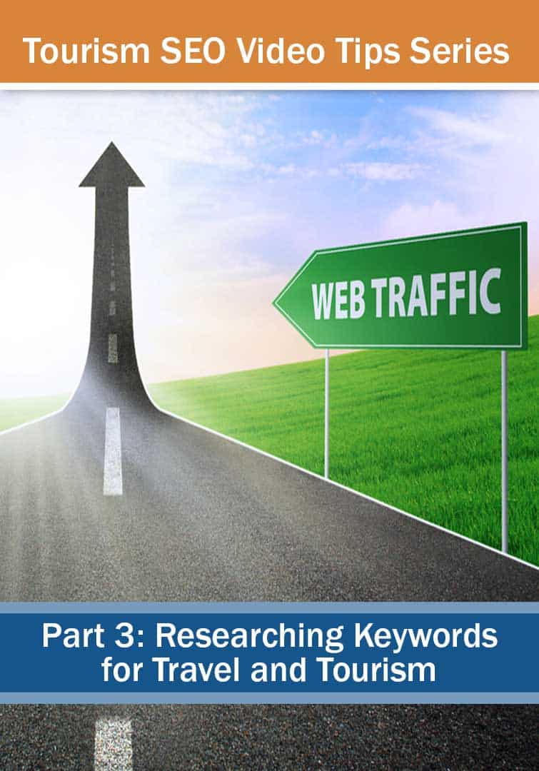 image of SEO video tip series and how to increase your web traffic
